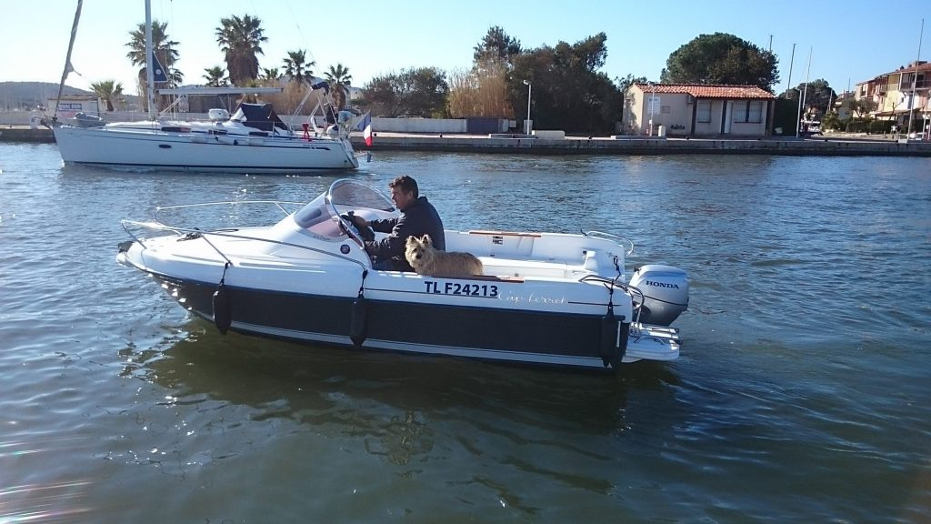 Cap Ferret Cruiser 472c 6hp