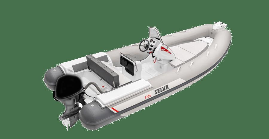 Selva 570 Sport RIB 115hp